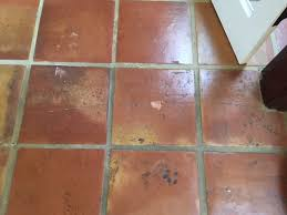 mexican terracotta kitchen floor ormskirk showing ed grout
