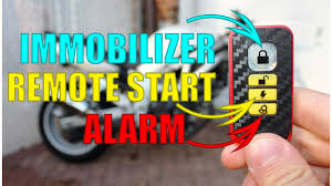 how to install a motorcycle alarm remote starter immobilizer how to install a motorcycle alarm remote starter immobilizer complete guide