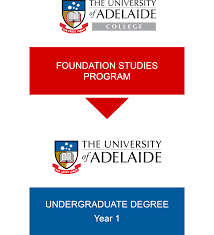 Foundation Studies - The University of Adelaide College