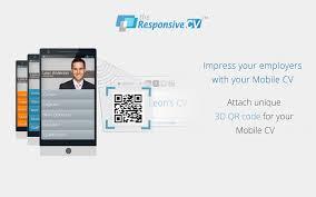 Responsive Cv Resume Maker From Linkedin Chrome Web Store