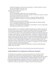 Cover Letter Physician Assistant