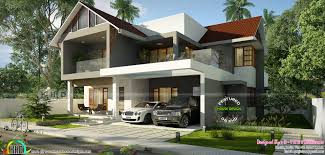 Traditional Contemporary House Designs Traditional House With Modern Elements Kerala Home Design