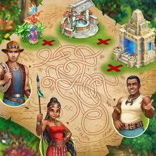 🔎 PATH THROUGH THE JUNGLE Share... - Taonga: The Island Farm ...