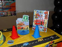 Cars Party Decorations Cars Party Party Decorations By Teresa