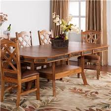 designs sedona table top base: sunny designs sedona adjustable dining table