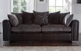 sofas uk.  Sofas GXD Odell Pillow Back 4 Seater Sofa With Sofas Uk