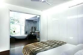 Kombiniert Ideen Wohnzimmer Gleichzeitig Raumteiler Mit Vom Schlaf Designer  Schlafzimmer Badezimmer Kombination