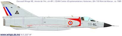 wings palette dassault mirage iii france Horizon Mirage Diagram top, dassault mirage iii france ceam, armee de l'air mirage iiie