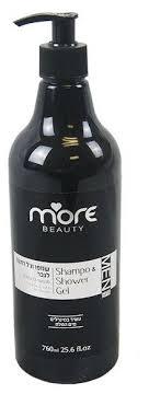 Шампунь-<b>гель</b> для <b>душа</b> More Beauty — купить по выгодной цене ...