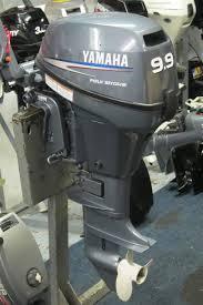 used yamaha 9 9hp 4 stroke outboard motor