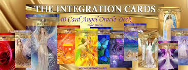 angel cards and angel card readings the integration cards by dyan garris