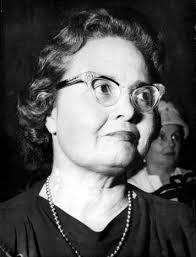 Rachel de Queiroz,1958 Arquivo/AE - 28745