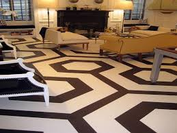 www.giesendesign.com how to paint concrete floors with unique design