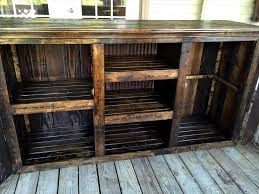 Pallet Rustic Entertainment Centers Rustic Entertainment Center T87