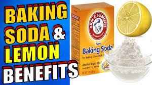 The Amazing Benefits of Baking Soda & Lemon Juice for Acne, Cancer & Teeth  Whitening - YouTube