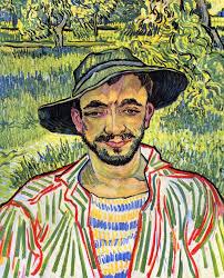 young farmer by van gogh
