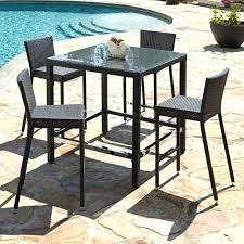 bistro set outdoor bistro table high top outdoor bistro set tall outdoor table metal bistro