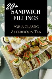 Kitchen Tea Food 100 High Tea Recipes On Pinterest English Afternoon Tea