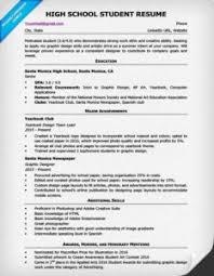 Resume Education Example Resume Template Ideas