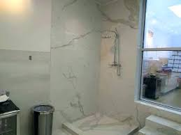 how to install ceramic wall tile in a shower porcelain wall tile shower images of porcelain