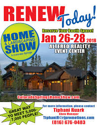 Small Picture Colorado Springs Home Landscaping Show RJ Promotions RJ
