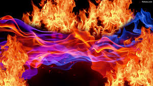 fire background wallpaper 30358