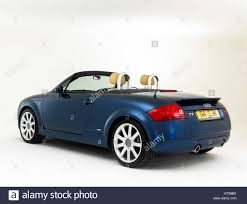 2003 Audi TT Roadster 225 Artist: Unknown Stock Photo, Royalty ...