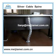 plastic office desk. Plastic Office Desk Cable Spine ,cable Manager H