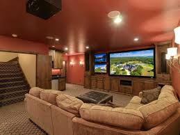Love the big screen tv | Fab Home-- Home Cinema | Pinterest | Big screen tv