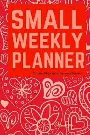 At A Glance Organizer Cuddles Small Weekly Planner Wide Space Personal Planner At A Glance Small Planner Day Planner And Organizer Personal Organizer And Planner