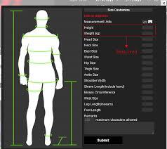 Morphsuit Size Chart Morph Suits Zentai Suits Size Blog Of Zentai Zentai Com