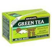 bigelow green tea with mint nutrition grade a