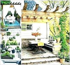outdoor living spaces plans house