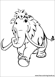 Small Picture printable coloring pages ice age ice age coloring pages on
