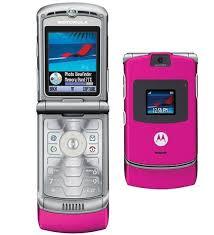 motorola razr flip phone pink. silver; black; rose; pink motorola razr flip phone a