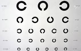 Eyes Vision Eye And Vision Test