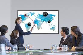 Interactive Whiteboards For Presentations Signage By