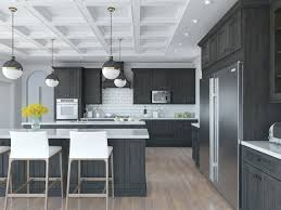 architecture dark grey kitchen cabinets modern gray kemper cabinetry pertaining to 14 from dark grey