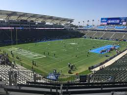 Stubhub Football Seating Chart Dignity Health Sports Park Section 337 Los Angeles