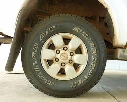 Tyre Pressure Guide Outbackjoe