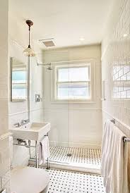 tiles for small bathrooms. Image Via: Bosworth Hoedemaker Tiles For Small Bathrooms A