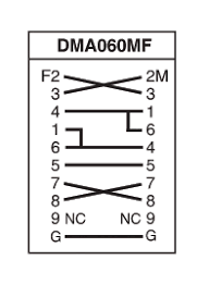 db to db wiring diagram images slimline null modem adapter db9 male female