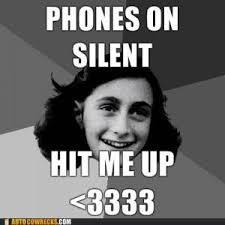 Anne Frank Meme | Kappit via Relatably.com