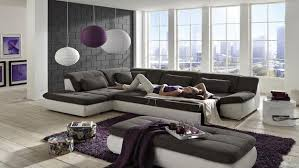 modern living room color. New White Sofa With Gray Pillows For Modern Living Room Design In Light Neutral Colors Color G