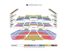 Olympia Paris Seating Chart