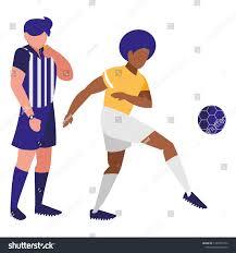 Referee Design Soccer Referee Design Stock Vector Royalty Free 1247855374