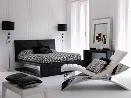 Modern Black Bedroom Gray And Black Bedroom Zampco