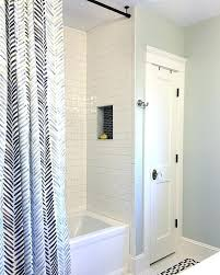choosing the best shower curtain check it out rod for clawfoot tub
