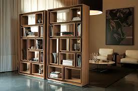 unique modern bookcases porada