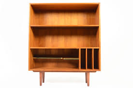 modern furniture shelves. Mid Century Modern Bookcase For Your Interior Design: Oak Wooden Shelving Furniture Shelves 1